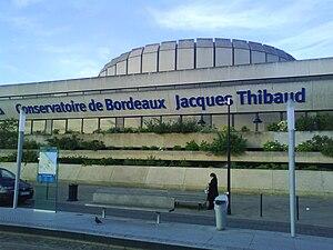 Conservatoire de Bordeaux - Conservatoire de Bordeaux