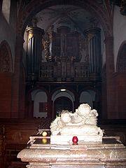 Convent Steinfeld Organ