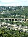 Copley Viaduct from Greetland Moor - geograph.org.uk - 86713.jpg