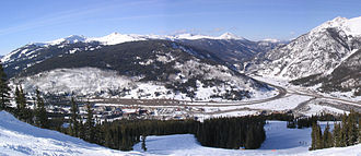 Copper Mountain (Colorado) - Image: Copper Trail