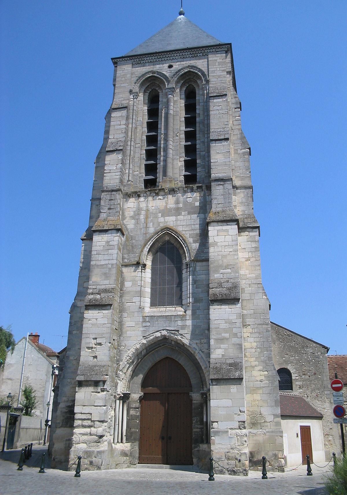 Abbaye Saint-Spire de ...