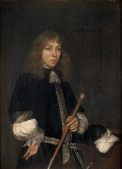 Portrait of Cornelis de Graeff (1650-1678)