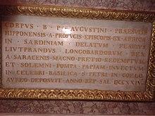 Augustyn Z Hippony Wikipedia Wolna Encyklopedia
