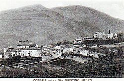 Old view of Cospaia