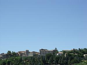 Costacciaro - Image: Costacciaro Panorama