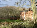 Cottage on the southern slopes of Chase End Hill - geograph.org.uk - 302282.jpg