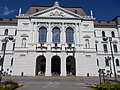 County hall Avant-corps, Veszprém, 2016 Hungary.jpg