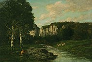 Courbet Landscape with a Hunter.jpg