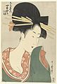 Courtisane Hitomoto uit het Daimonjiya huis-Rijksmuseum RP-P-1956-596.jpeg