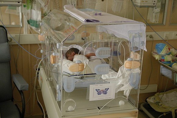 Incubator for preterm baby Couveuse pour premature.jpg