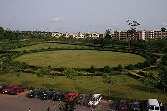 Covenant University - A View of Covenant University Campus