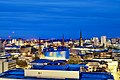 Coventry City Centre from One Friargate 2019.jpg