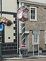 Cricklade - clock tower - geograph.org.uk - 527648.jpg