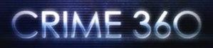 Crime 360 - Image: Crime 360 logo