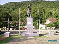 Cristóbal Colón´s Monument in Macuro.JPG