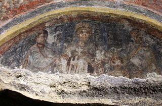 Catacomb of Saint Thecla