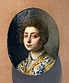 Cristofano allori, ritratto di donna, su rame 01.jpg