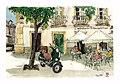 Croquis aquarellé- la Vespa. Faro, Portugal (6075366749).jpg
