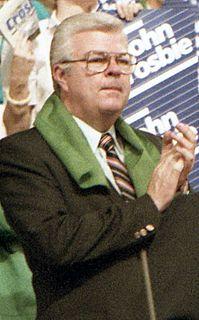 John Crosbie Canadian politician
