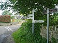 Crossroads near Pilton - geograph.org.uk - 32798.jpg