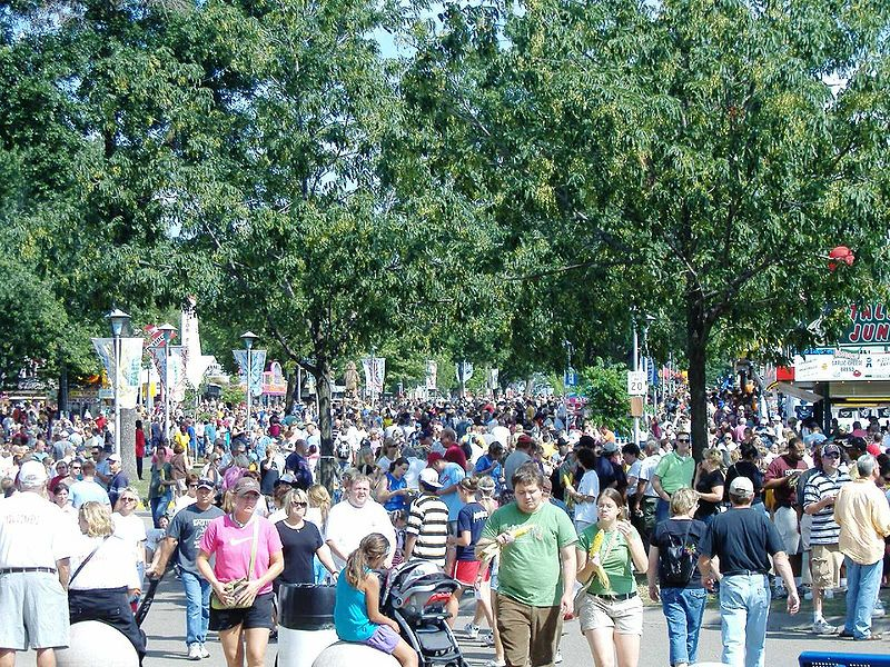 Minnesota state fair dates in Melbourne