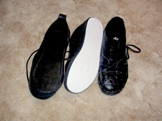 Curlingshoes