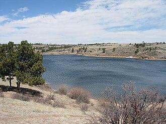 Curt Gowdy State Park - circa 2008