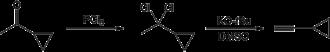 Cyclopropylacetylene - Synthesis of cyclopropylacetylene