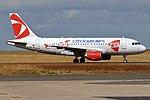 Czech Airlines, OK-NEN, Airbus A319-112 (30334968497).jpg