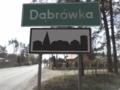 Dąbrówka tablica miejscowości.png