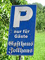 D-BW-Kressbronn aB - Parking Sign Zollhaus.JPG