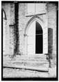 DETAIL OF EAST TRANSEPT ENTRANCE - Anglican Church, 27 King Street, Christiansted, St. Croix, VI HABS VI,1-CHRIS,40-7.tif
