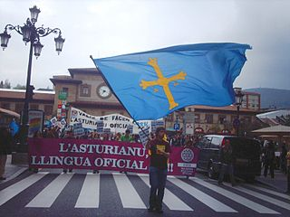 Movement for the officiality of the Asturian language