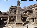 DSC05774 Ellora Caves, Kailash Temple, Aurangabad, India.jpg
