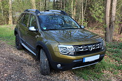 Dacia Duster (ab 2014 Phase 2)