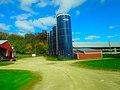 Dairy Farm with Three Harvestore® Silos - panoramio.jpg