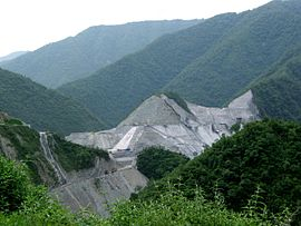 Dam near Wanglang, China.jpg