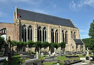 Damme (West Flanders, Belgium): St Mary's church