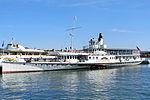 Dampfschiff Stadt Rapperswil - Bürkliplatz 2012-09-20 15-25-19 (P7000).JPG