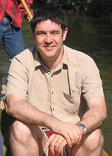 Dan Quine British computer scientist