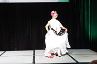 Dancing at the Wikimania 2015 Opening Ceremony IMG 7593.JPG