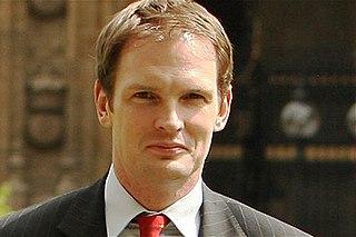 Dan Poulter British politician