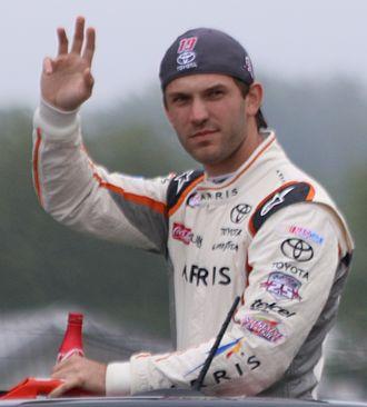 2016 NASCAR Xfinity Series - Daniel Suárez, the series champion