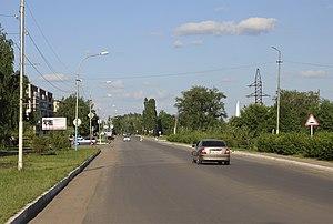 Dankov - Mira Street in Dankov