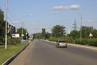 Dankov Town in Lipetsk Oblast, Russia