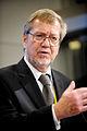 Danmarks utrikesminister, Per Stig Moeller. Pa Nordiska radets session i Stockholm 2009.jpg