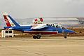 Dassault-Dornier Alpha jet de la Patrouille de France (15353051630).jpg