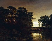 Daubigny Landscape with a pond.jpg