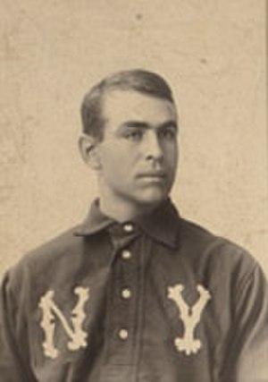 Dave Fultz - Fultz in 1903