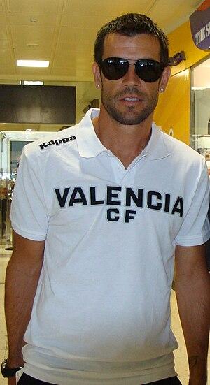 David Albelda - Albelda as a Valencia player (2010)